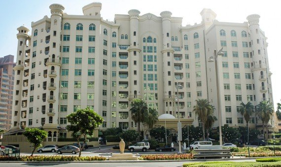 Apartment for Rent in Palm Jumeirah Dubai