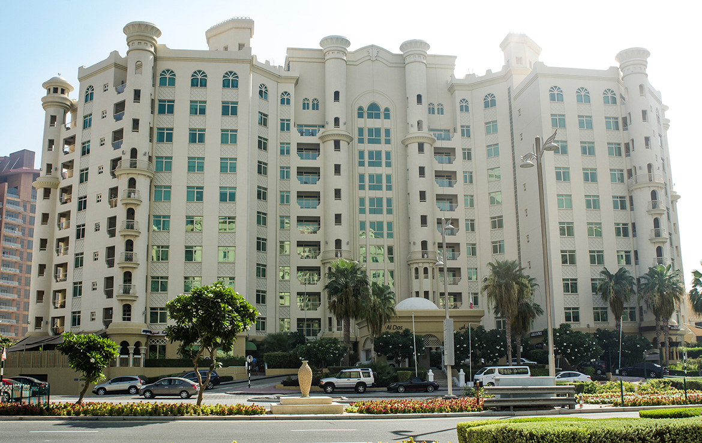 Apartment for Rent in Palm Jumeirah Dubai