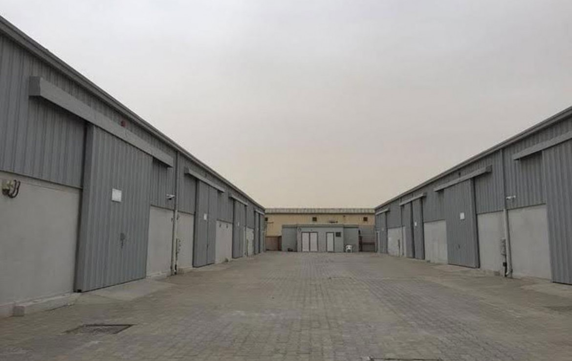 Warehouse for Rent in Dubai