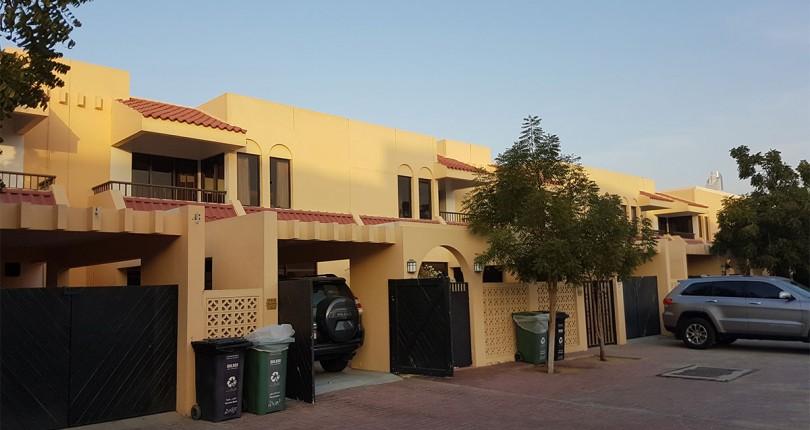 Jumeirah Compound Villa