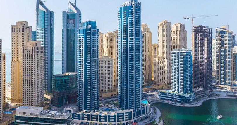 Dubai Marina – Bay Central